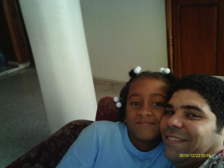 Una autofoto / Ariza  y  yo/...