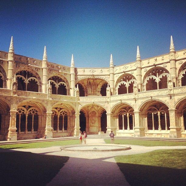 Mosteiro dos Jerónimos à Lisboa, Lisboa