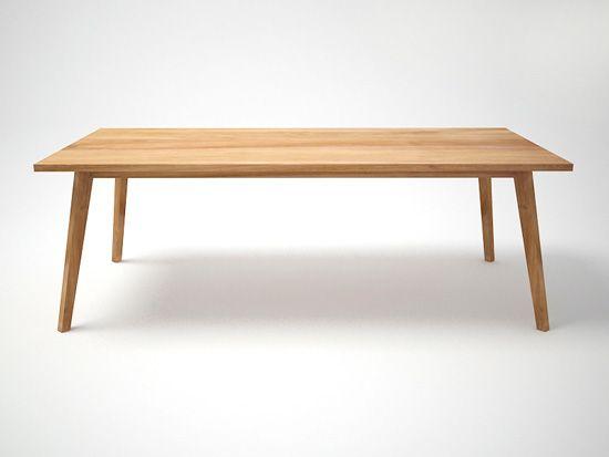 Satara: Yayo Dining Table $1980 100/220/76