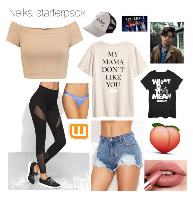 """""""Untitled #12"""" by luc-ka on Polyvore featuring Justin Bieber, Alice + Olivia and Calvin Klein"""