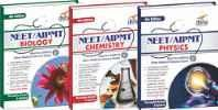 Crack NEET/AIPMT Physics/Chemistry/Biology - Set of 3 Books (Must for AIIMS & Other Medical Entrance Exams) Paperback ? 2016
