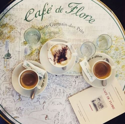 Cafe de Flore | Paris