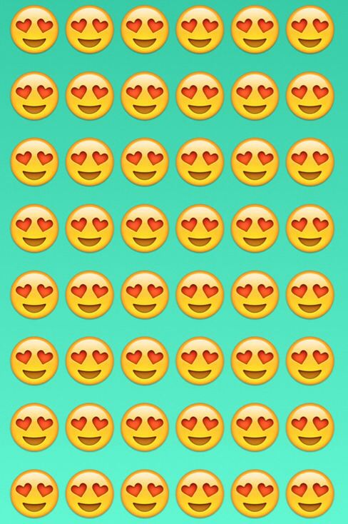 Emoji background - Emojis ????????? Pinterest - Behang patronen, Achtergronden en Patroon ...