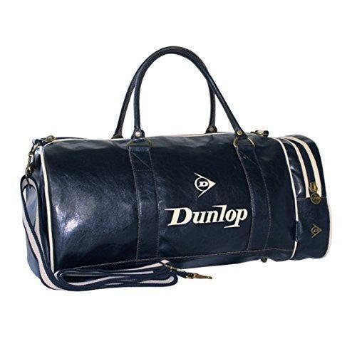 Oferta: 58.59€. Comprar Ofertas de Bolso retro Dunlop gimnasia bolsa de viaje de fin de semana Deportes barril (Marina) barato. ¡Mira las ofertas!