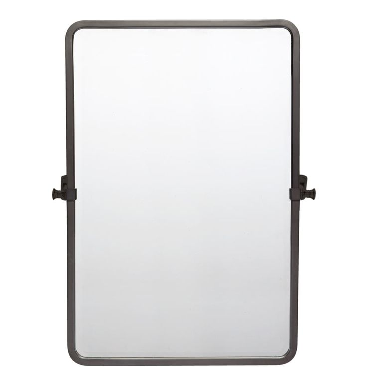 Bingham Pivoting Rounded Rectangle Mirror Small Oil