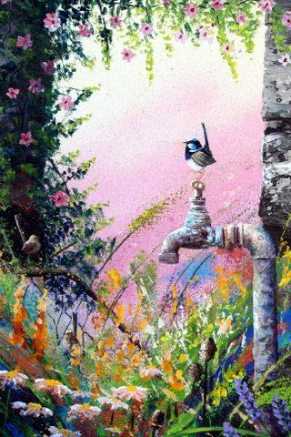 Tap Dancer ~ by Cathy McClelland