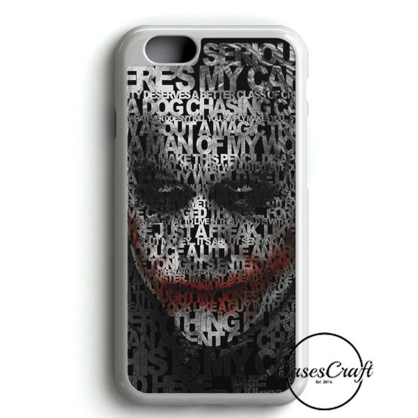 Joker Batman iPhone 6/6S Case | casescraft