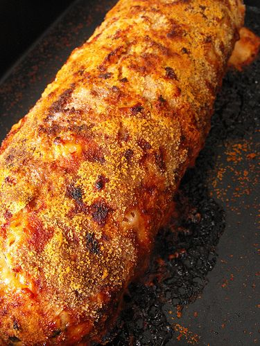 As receitas lá de casa: Rolo de carne com queijo e fiambre