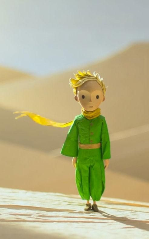 Your favorite children's book, The Little Prince, is coming to the big screen!