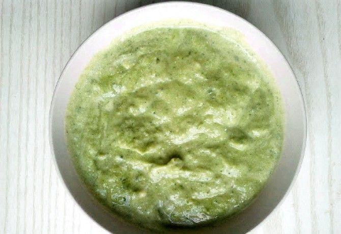 Brokkolis-joghurtos mártogató recept képpel. Hozzávalók és az elkészítés részletes leírása. A brokkolis-joghurtos mártogató elkészítési ideje: 20 perc