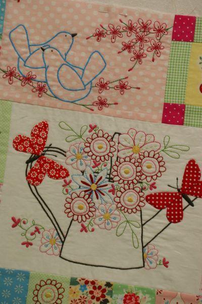 garden stitching