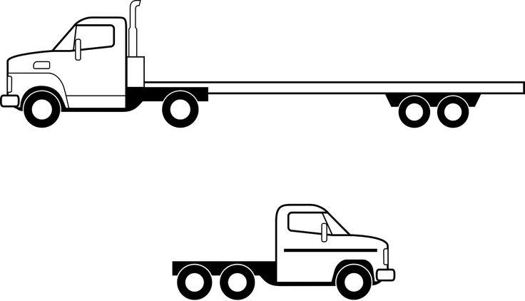 Trucks Flatbed Trucking Vehicle transparent image