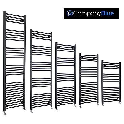 #Black towel radiator heated #bathroom towel rail niche #sizes designer radiator*, View more on the LINK: http://www.zeppy.io/product/gb/2/321532339924/