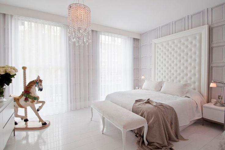 Curtains for tall bedroom scandinavian with street art padded headboard