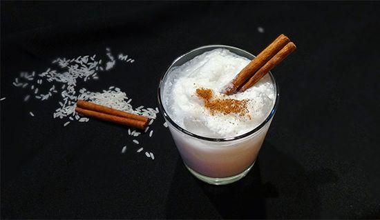 Орчата, Horchata de Arroz, мексиканский напиток из риса, воды, корицы. История. Напиток для веганов. Безлактозный