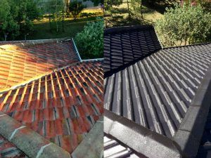 Enhanced Paint and Roof Restoration is known as experianced and quality work for all roofing jobs including restoration, repair, painting and cleaning at Bentleigh.