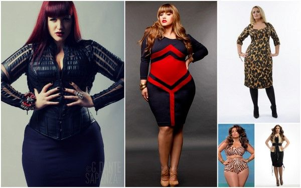 A rant about retailers who sell plus size clothing but do not use plus size model shapes...