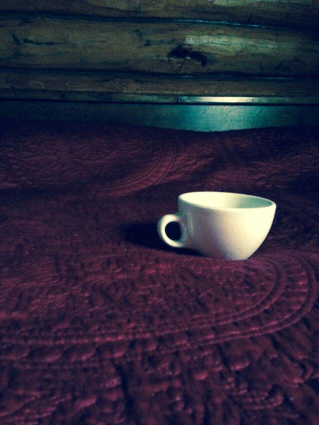 Mmm...morning. (Photo: Eris Vafias)