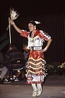 Cherokee Jingle Dancer
