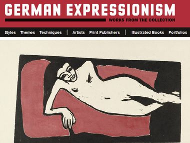 From E. L. Kirchner to Max Beckmann, artists associated with German Expressionism in the early decades of the twentieth century took up printmaking with a collective dedication and fervor virtually unparalleled in the history of art.