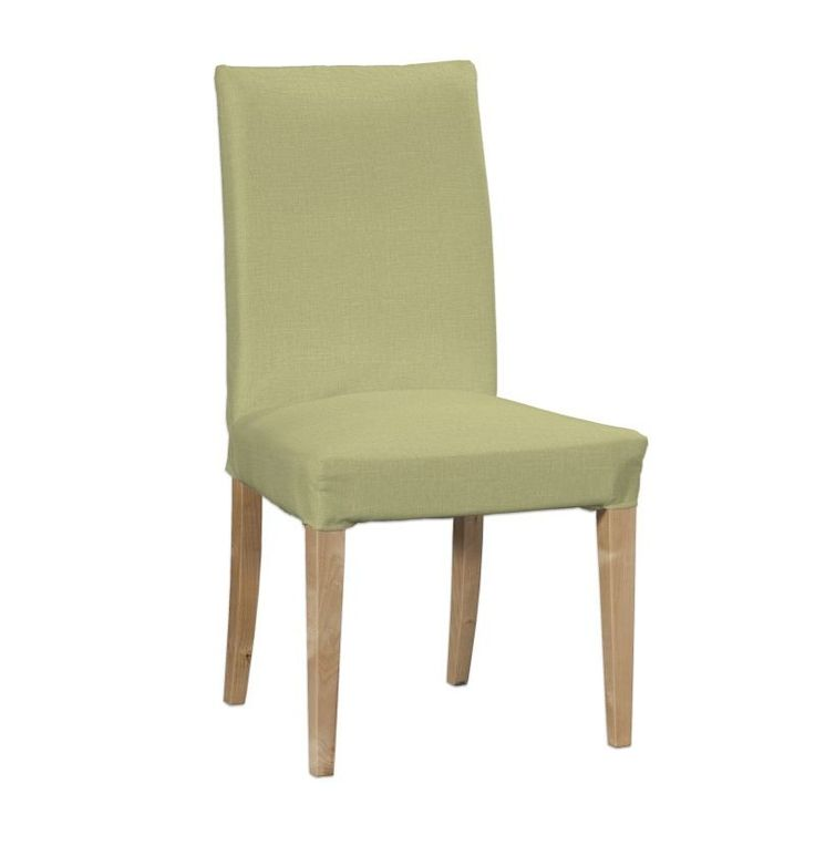 Henriksdal chair cover in collection Cardiff, fabric: 136-22