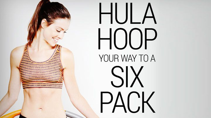 10 Hula Hoop Exercises to Get Beyoncé Abs - Clever!!