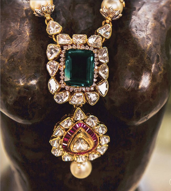 In a sea of similarly crafted jewellery, a fresh designer duo have hit the…