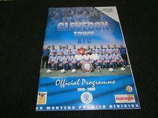 Clevedon Town v Kings Lynn 1999/2000