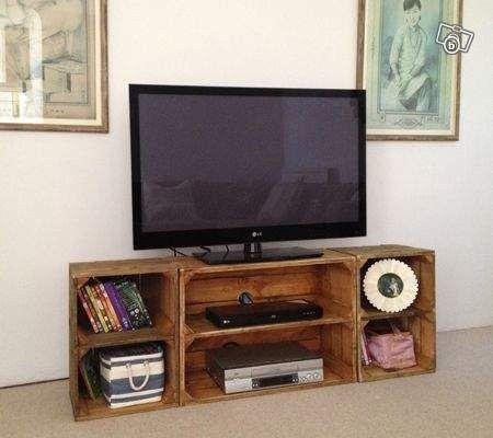 Meuble télé à monter sois même Ameublement Var - leboncoin.fr