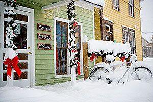 Breckenridge Colorado Christmas Holiday Ski Packages