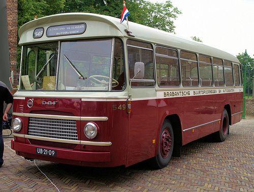 1961 Volvo bus BBA ( SVA )