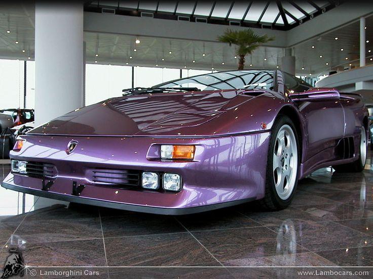 Beautiful 1994 Lamborghini Diablo SE30; U0027LAM 210113u0027, Lamborghini Thirty Anniversary