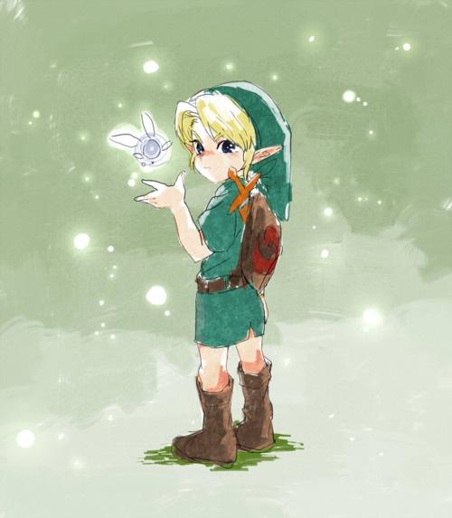 Young Link Legend Of Zelda Part 1 Pinterest Fire