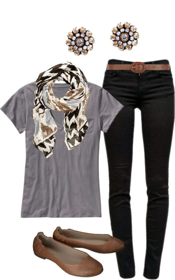 """keeping it simple."" by charleneanais ❤ liked on Polyvore"