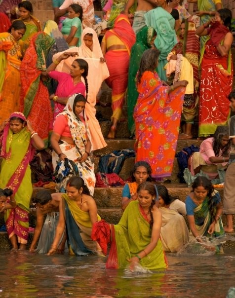 Varanasi or Kashi, is a city on the banks of the Ganges in Uttar Pradesh, Lucknow. It is holiest of the seven sacred cities in Hinduism and Jainism!