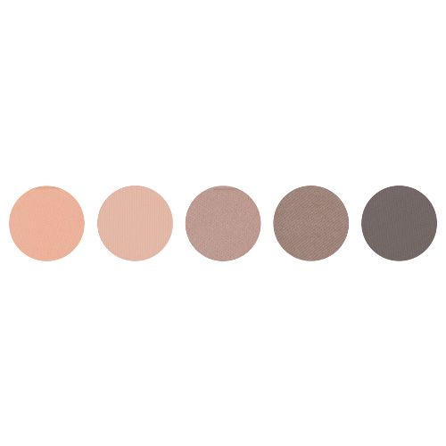 UNDRESSED $39 5 WELL EYESHADOWS Triple Milled Shadow Our best selling shades ready to sell in our colour co-ordinated sets. Gorgeous!