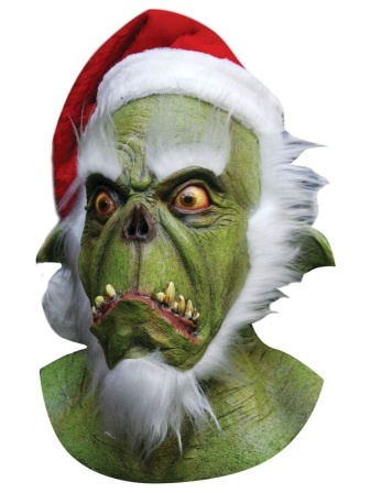 Our Christmas Monster is ideal for a costume with a difference :-)