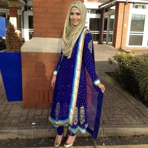 Desi hijab