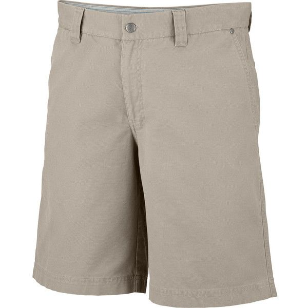 Columbia Roc II Short ($30) ❤ liked on Polyvore featuring men's fashion, men's clothing, men's shorts, mens short shorts, mens cotton shorts, columbia mens clothing, columbia mens shorts and mens clothing