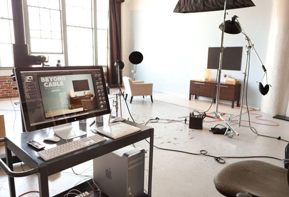 nice photo studio