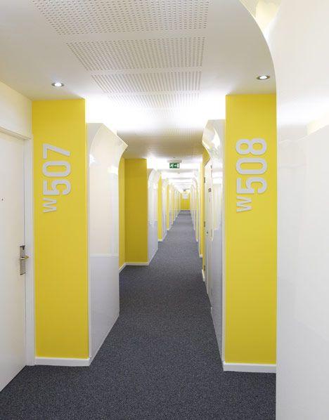 Hospital Corridor Lighting Design: 17 Best Ideas About Corridor Design On Pinterest