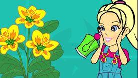 Jogos da Polly - Jogos de moda e jogos de colorir | Polly Pocket
