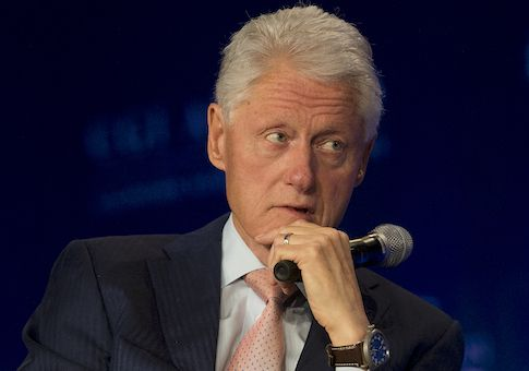 Bill Clinton was paid $260,000 in January 2014 to deliver a speech that lasted less than an hour to a trade group for the perfume industry that later benefited from a Clinton Foundation project in Hai