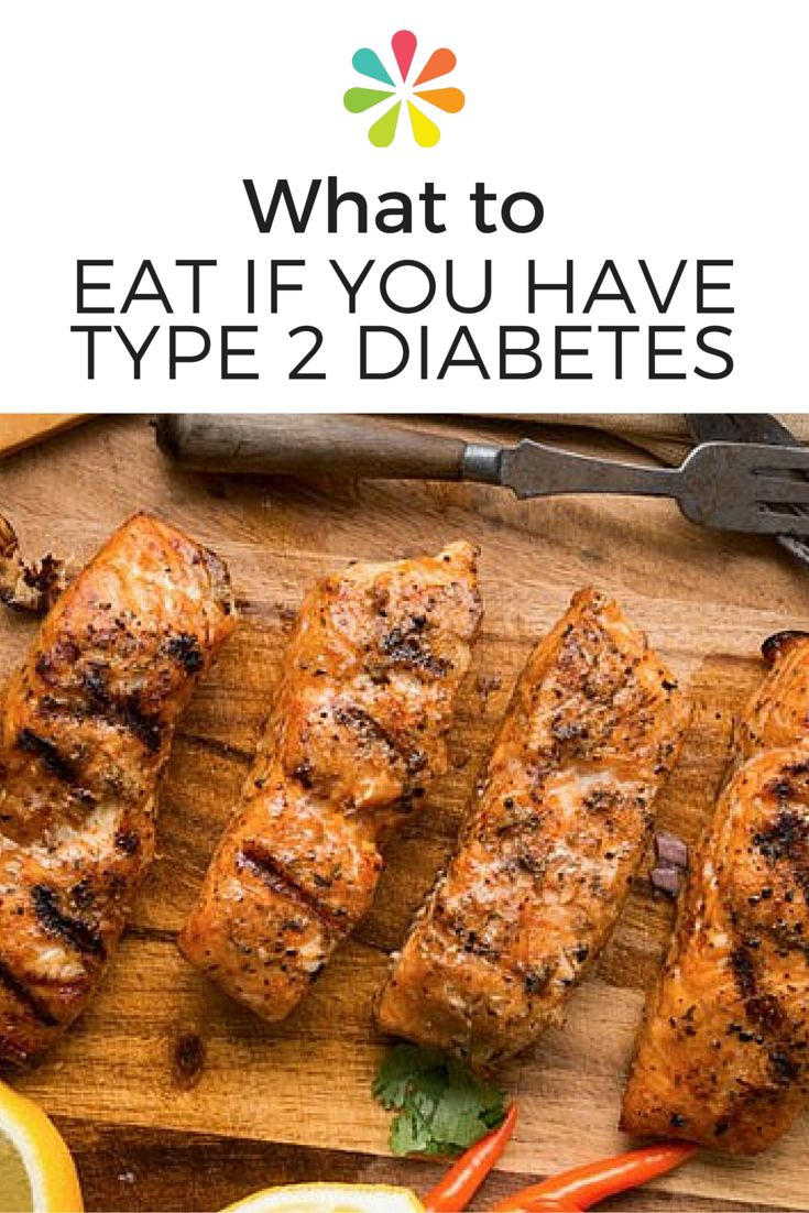 If you've recently been diagnosed with type 2 diabetes, you're probably wondering what to eat to keep your blood sugar levels in check. The good news is you don't have to give up your favorite foods. #diabetesdiet #everydayhealth | everydayhealth.com