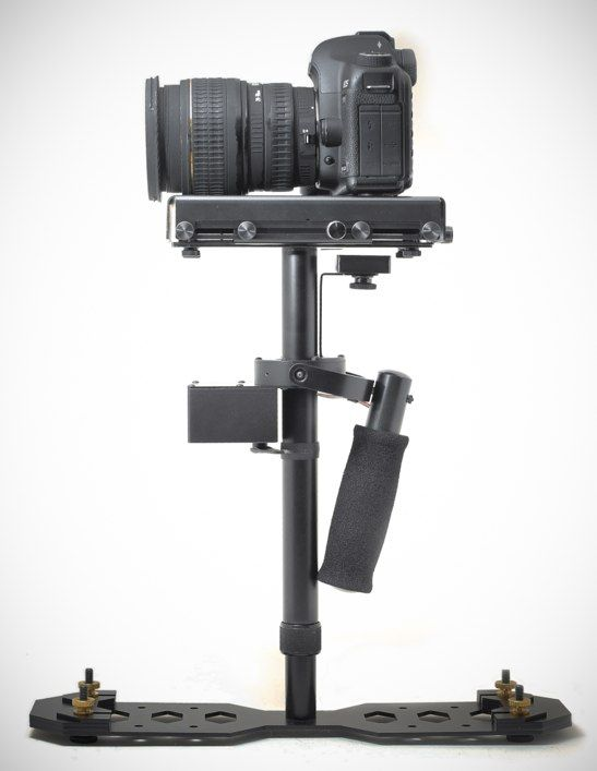 Another innovation in Camera Stabilizers? A look at the Supraflux kickstarter project - http://blog.planet5d.com/2013/03/another-innovation-in-camera-stabilizers-a-look-at-the-supraflux-kickstarter-project/