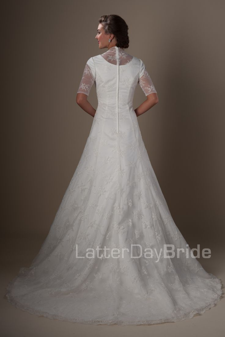 50 best Cute Wedding images on Pinterest | Short wedding gowns ...