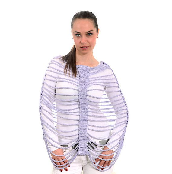 Cord Summer Sweater, Vanguard Summer Top design by Solandia