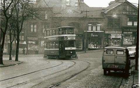 Beeston Hill 1950s