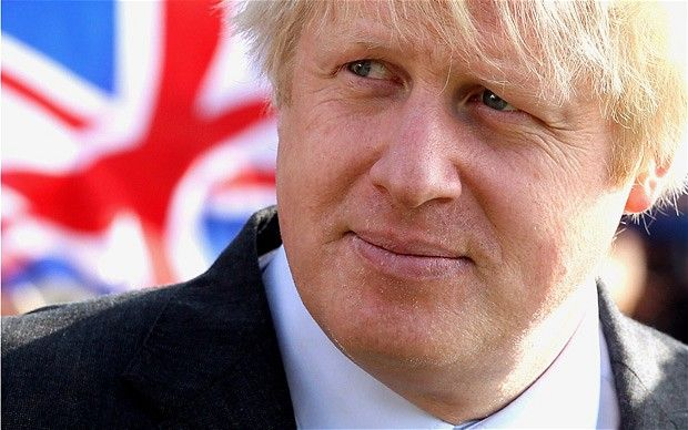 Boris Johnson walks away from Europe towards UKIP.(May 9th 2013)