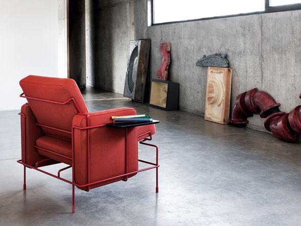 MAGIS / マジス TRAFFIC Armchair #interior #furniture #armchair #idea #MAGIS #インテリア #家具 #アームチェア #マジス